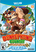 Donkey Kong Country: Tropical Freeze Box Art