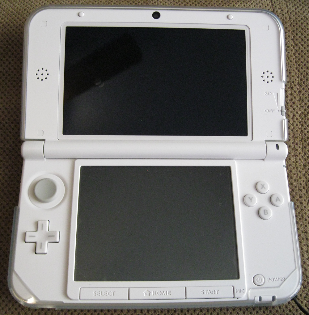 What 3ds Xl Cases Do You Guys Use Page 6 Neogaf Hori Steel Case New Ll Silver Click To Expand