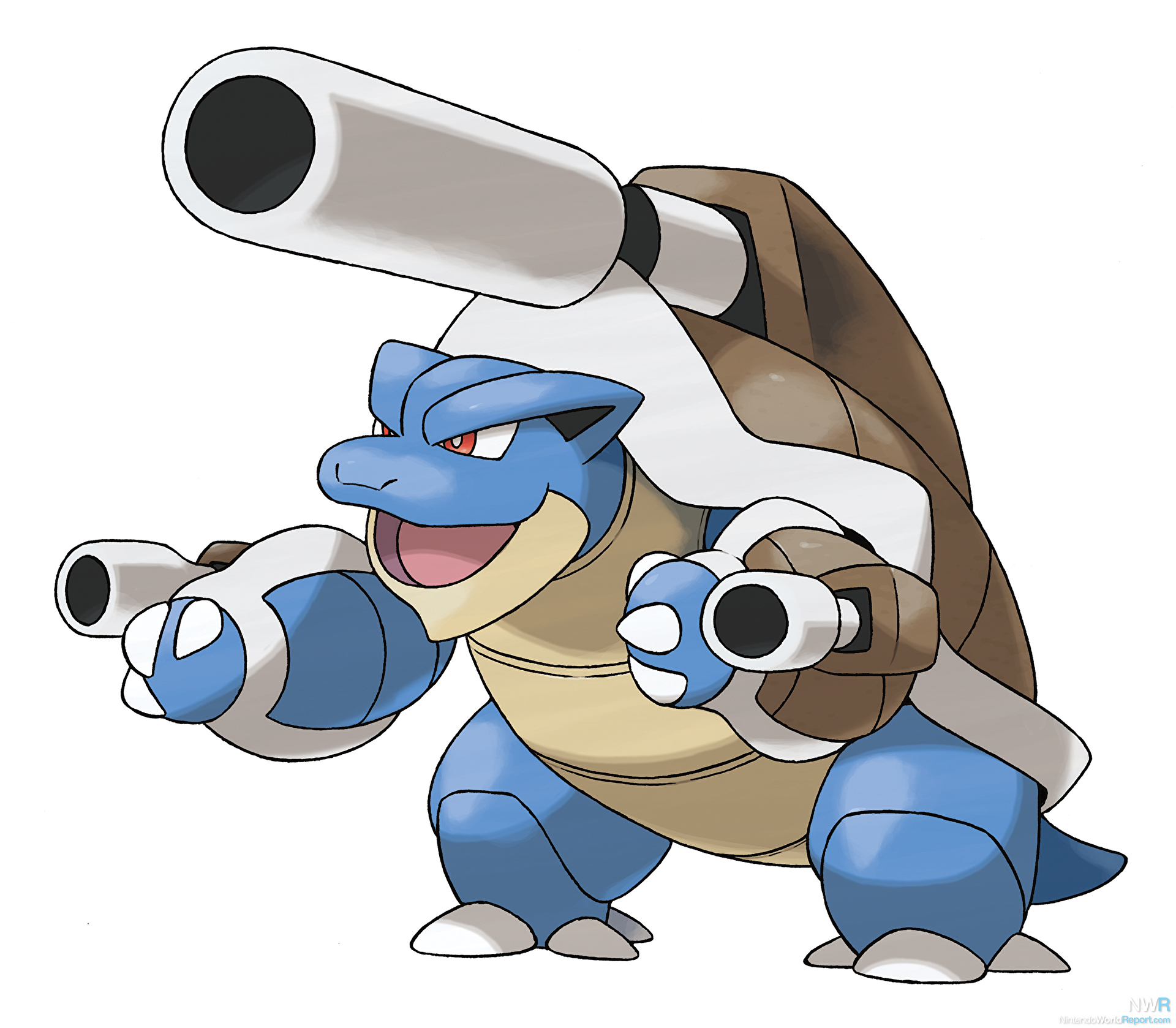 Pok mon x y to include kanto starters have mega evolutions news nintendo world report - Pokemon tortank mega evolution ...