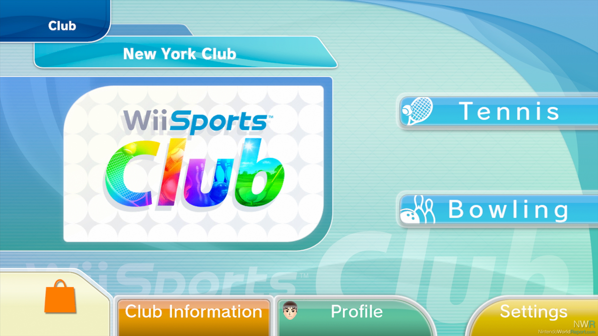 Wii Sports Club: Tennis - Game - Nintendo World Report