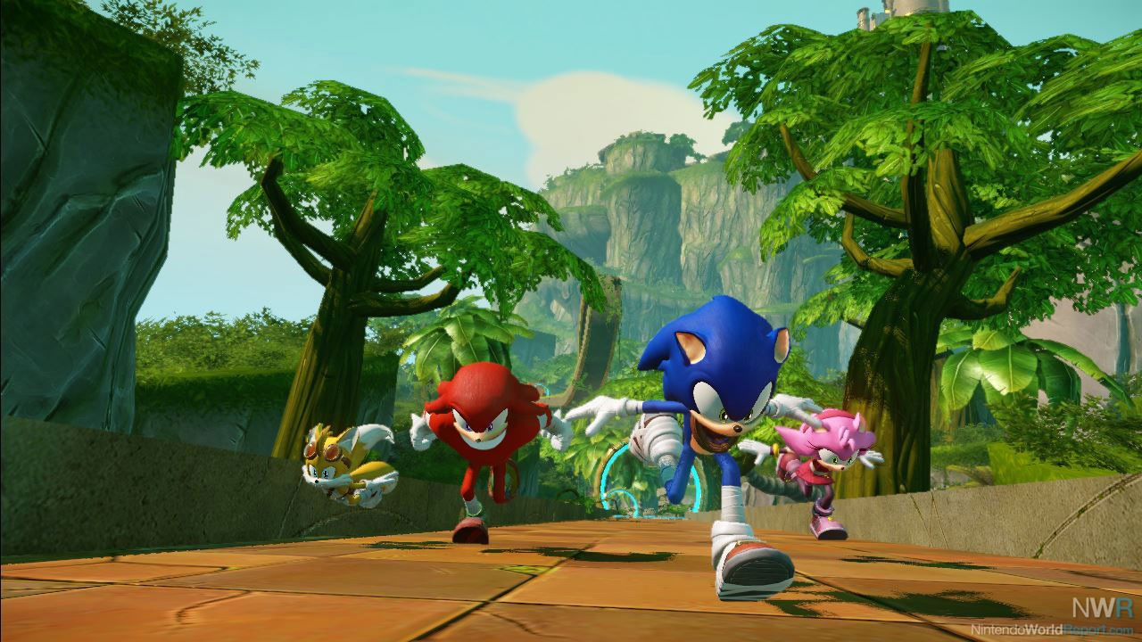 Sonic Boom Rise Of Lyric Game Nintendo World Report