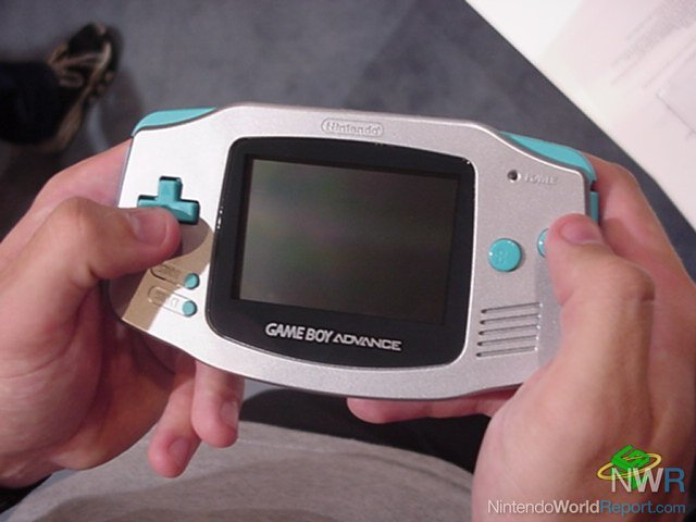 gameboy advance 3ds