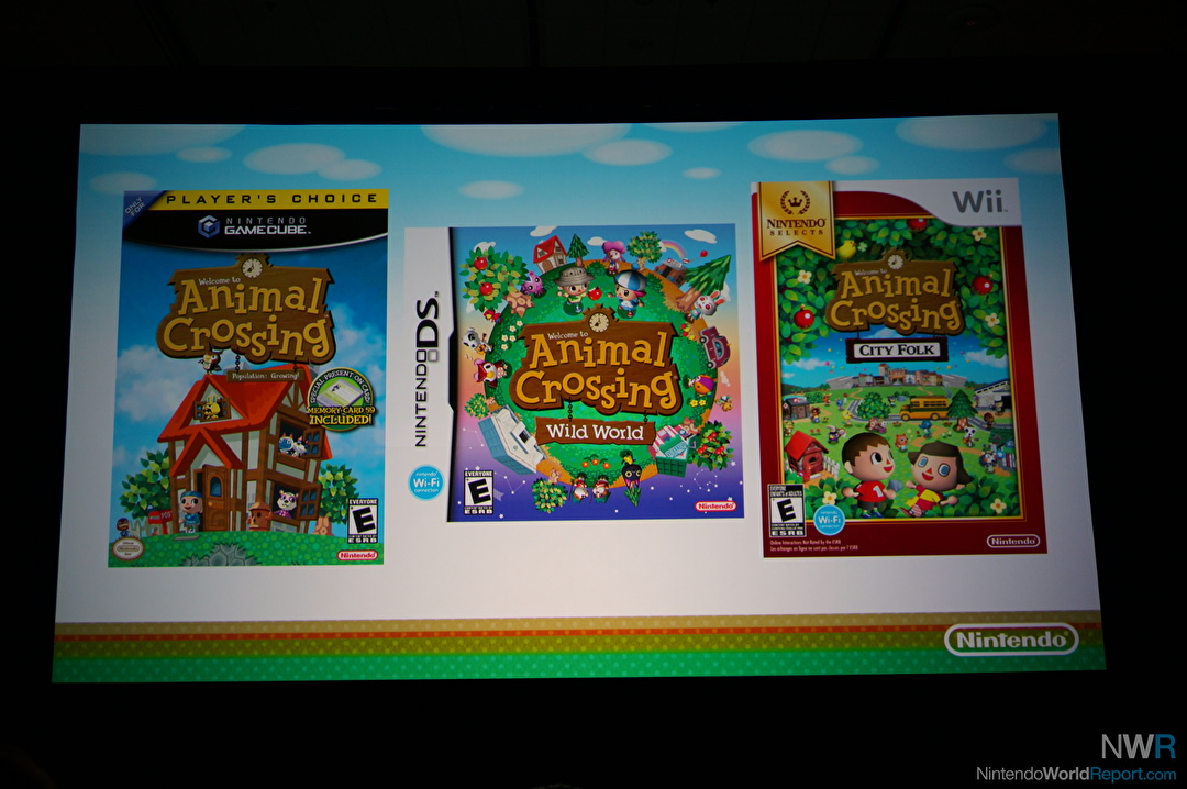 GDC 2014: Animal Crossing Developers Discuss Franchises