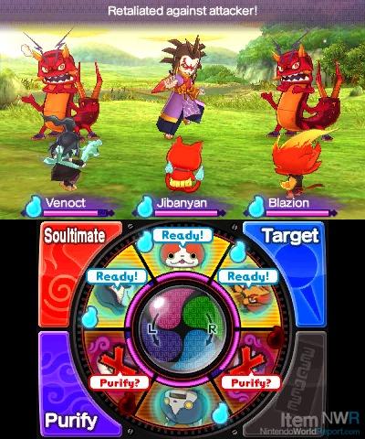 Yo-Kai Watch 2  Bony Spirits and Fleshy Souls Hands-on Preview ... 1ba5723fab