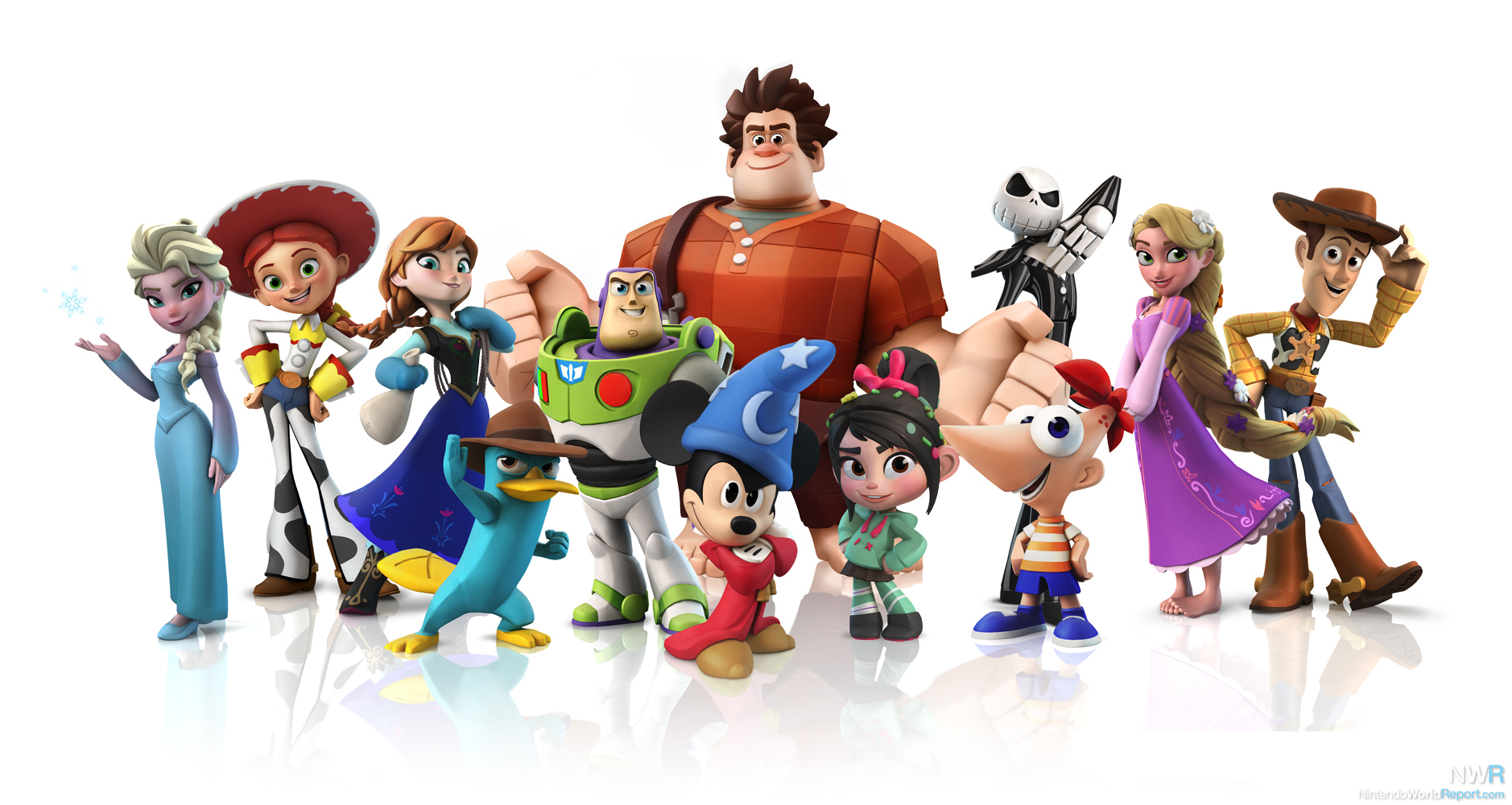 Original Disney Infinity Compatible With Marvel 2 0 News