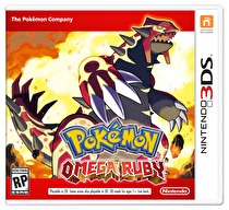 Pokémon Omega Ruby and Alpha Sapphire Box Art