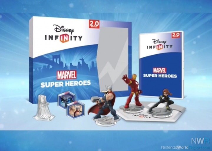 Disney Infinity 20 Power Discs And Pricing News Nintendo World
