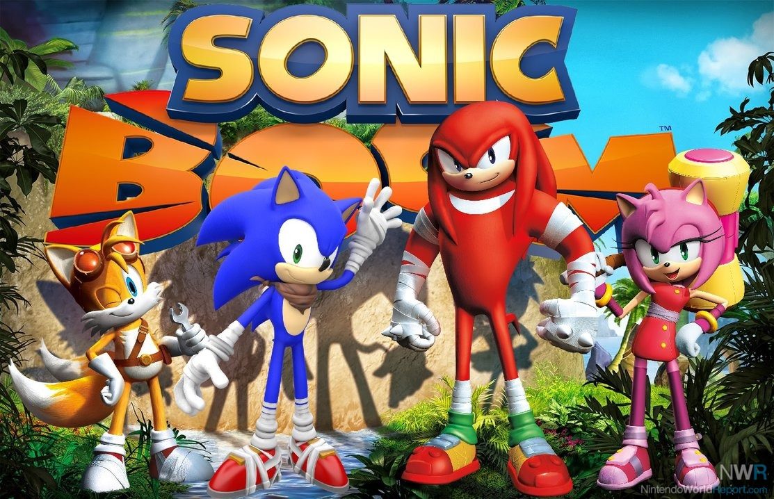 New Details On Sonic Boom Reveal Villain Release Window Subtitles News Nintendo World Report