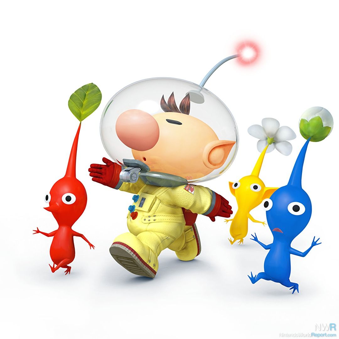 pikmin   olimar  sonic  little mac  wii fit trainer Apple Computer Clip Art Apple Clip Art