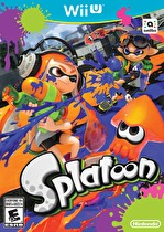 Splatoon Box Art
