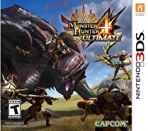 Monster Hunter 4G Box Art