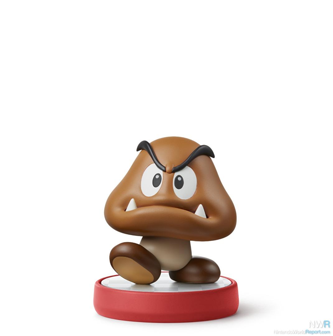 Koopa Troopa And Goomba Amiibo Join Wedding Attire Mario