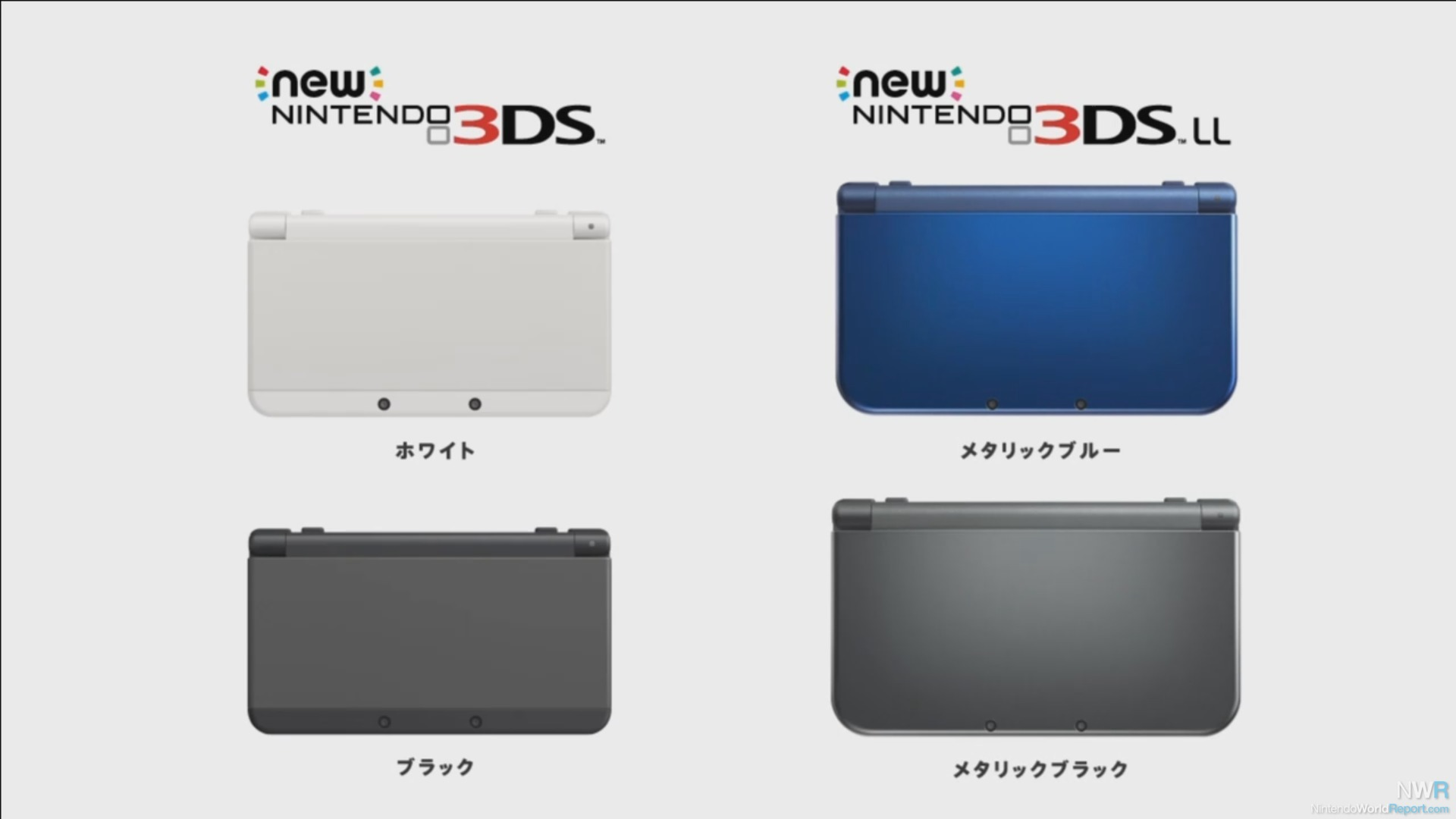 3Ds Future Releases is the new 3ds more game boy color or game boy micro