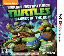 Teenage Mutant Ninja Turtles: Danger of the Ooze Box Art