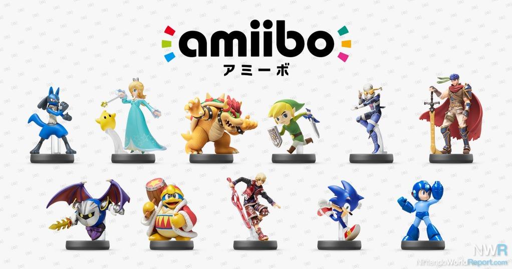 Amiibo Wave Three Revealed - News - Nintendo World Report