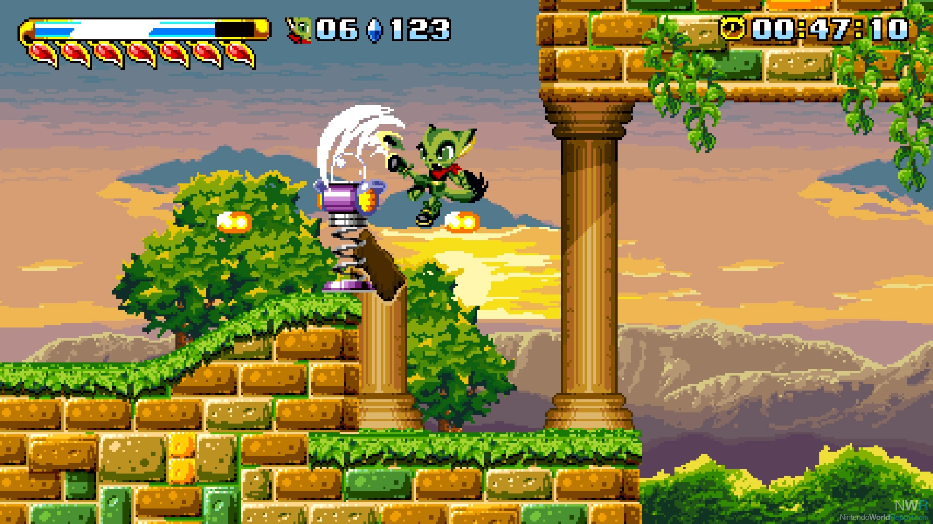 Freedom Planet Review - Review - Nintendo World Report
