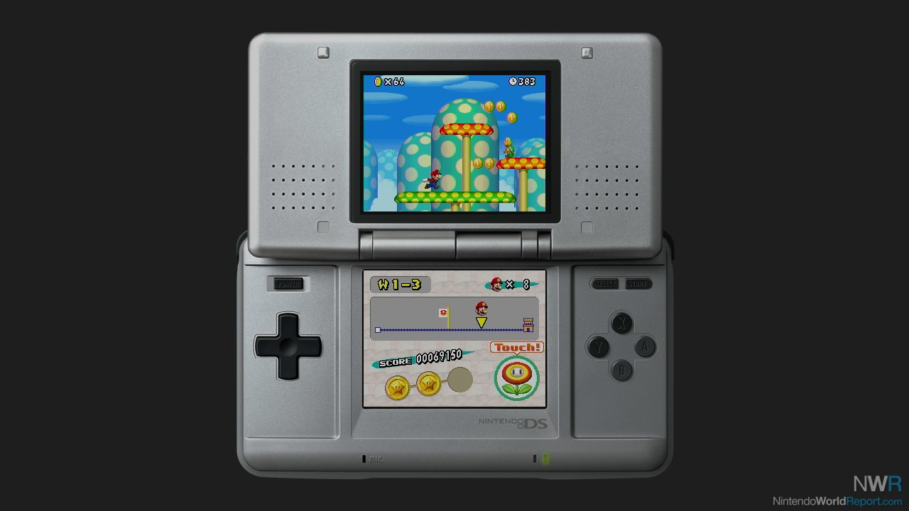 Play New Super Mario Bros. On NDS Nintendo DS