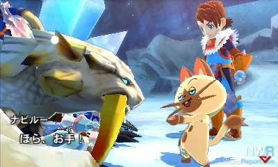 Monster Hunter Stories Hands On Preview Hands On Preview