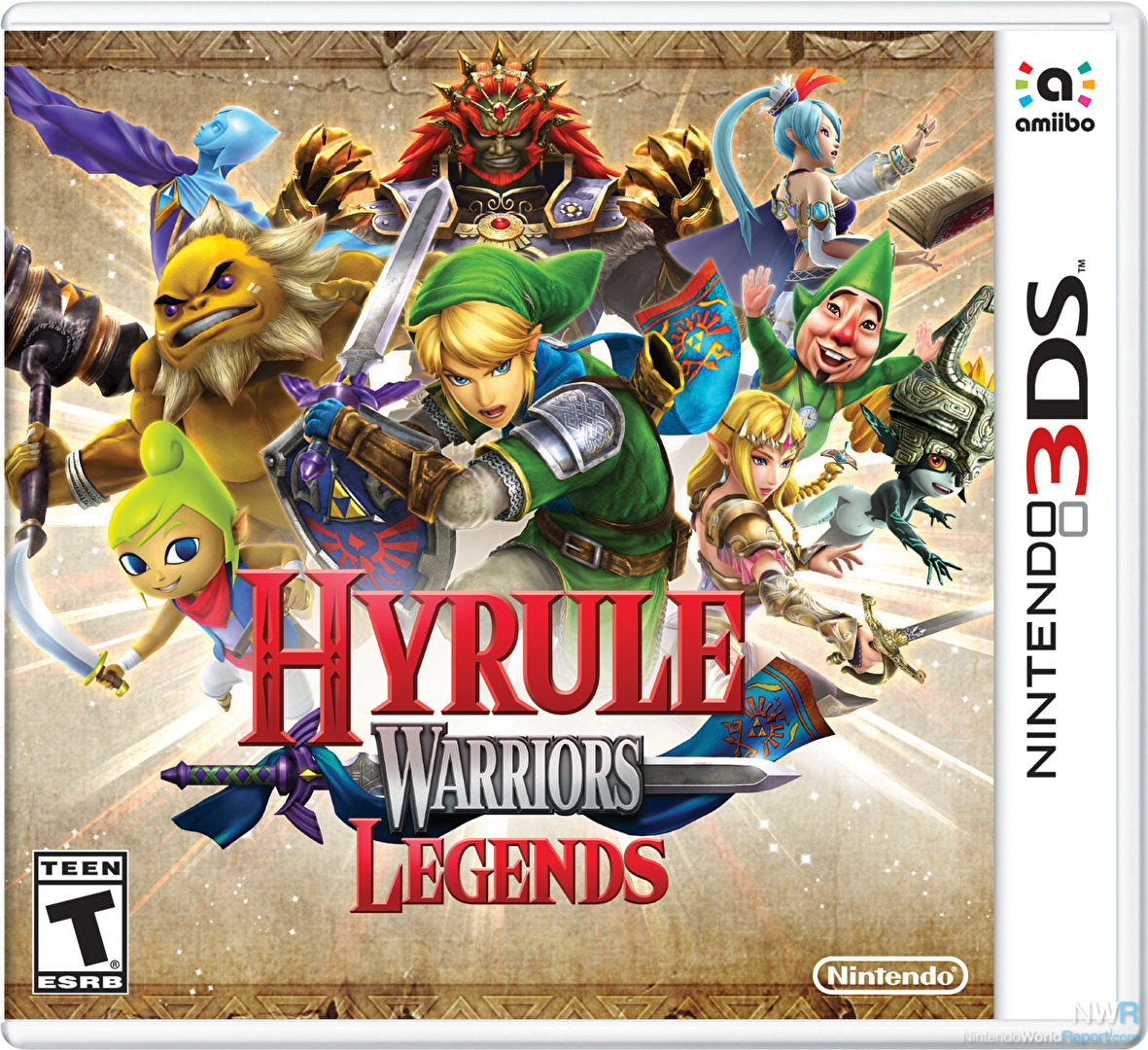 Hyrule Warriors Legends - Media - Nintendo World Report