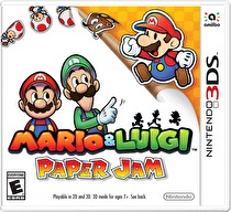 Mario & Luigi RPG: Paper Mario Mix Box Art