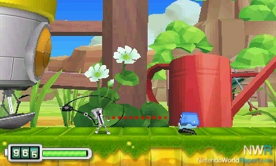 Why Chibi-Robo Became a Side-Scroller in Zip Lash - News