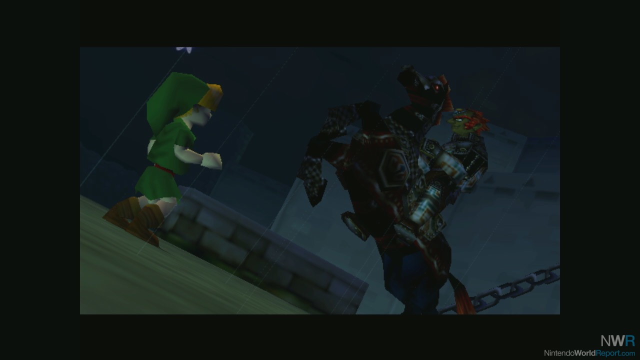 Beating The Legend of Zelda: Ocarina of Time for the First