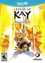 The Legend of Kay Anniversary Box Art