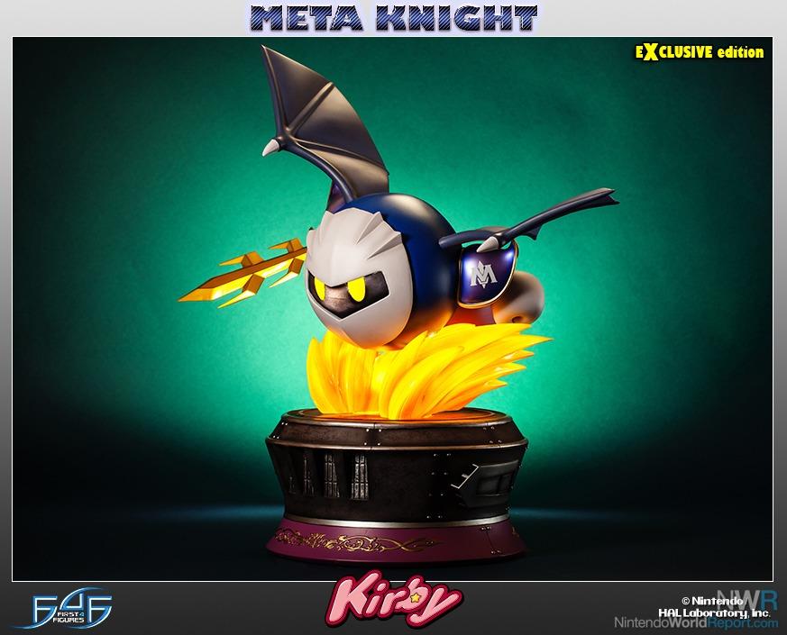 2 Way Light Switch >> Meta Knight Statue Pre-orders Open - News - Nintendo World Report