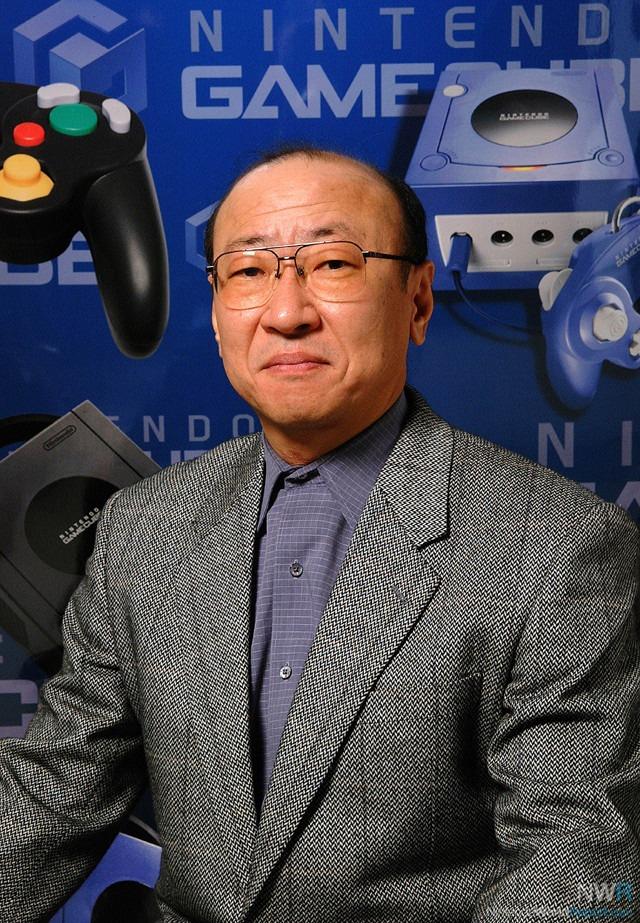 Tatsumi Kimishima and Nintendo NX