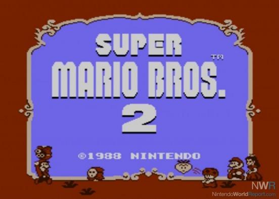 Remembering Super Mario Bros  2 (USA) - Feature - Nintendo World Report