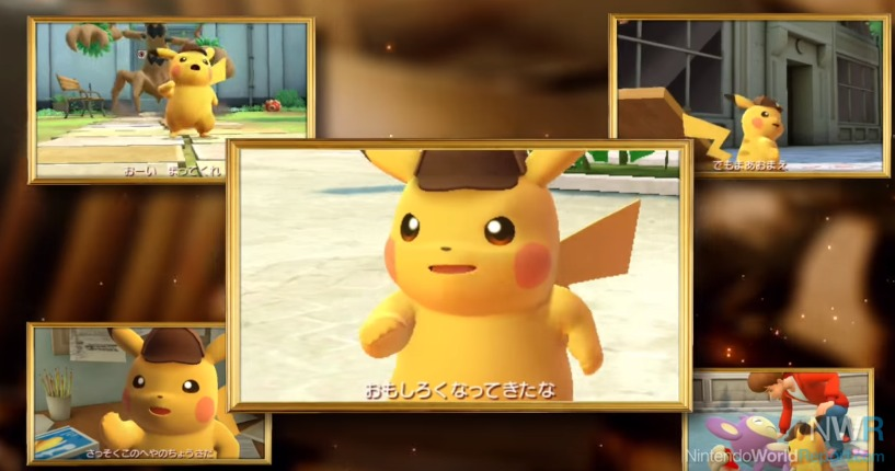 Detective Pikachu Game Revealed For 3ds Eshop News Nintendo