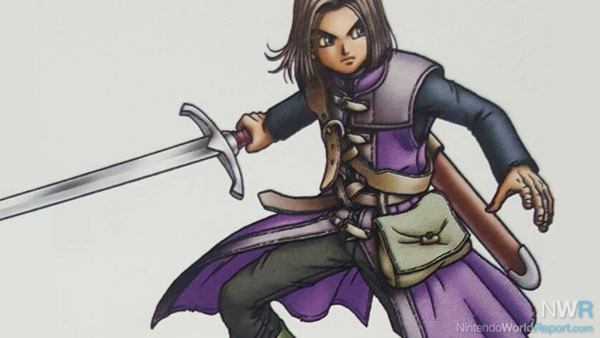 Dragon Quest XI Confirmed for Nintendo NX