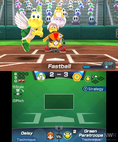 mario sports superstars 3ds