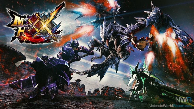 Monster Hunter XX announced for Japan