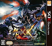Monster Hunter XX Box Art