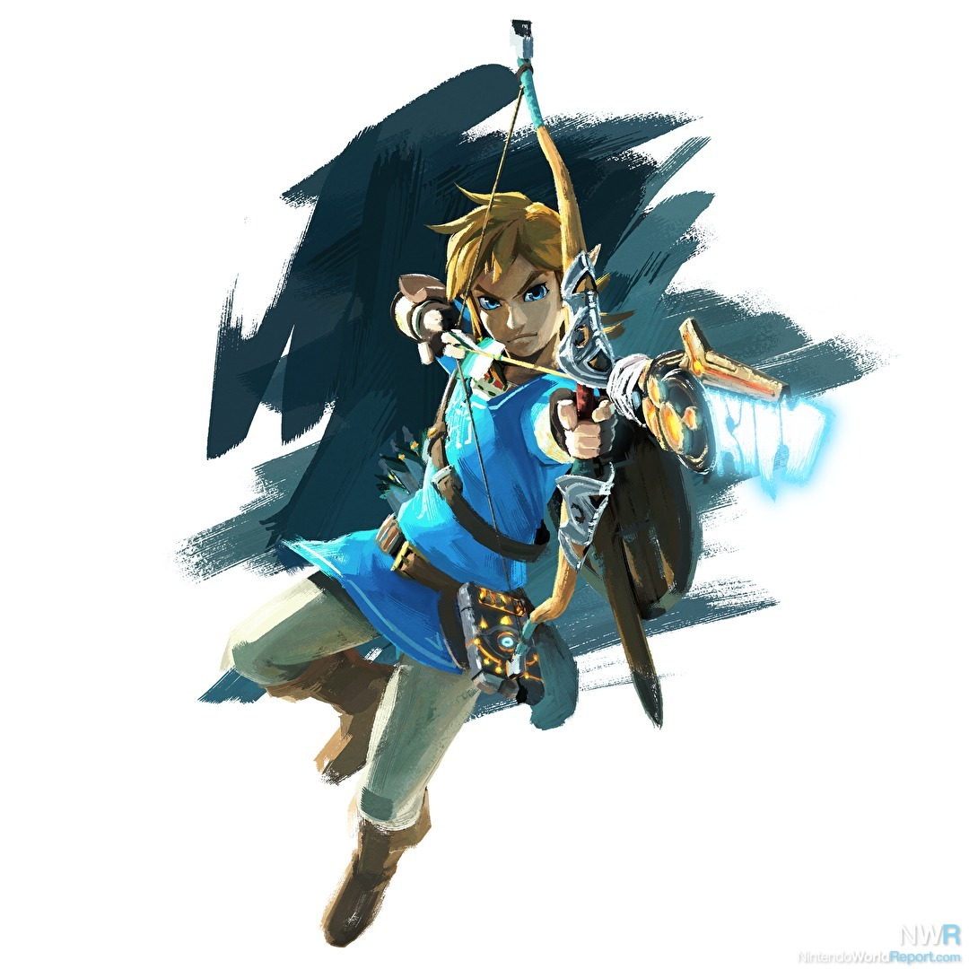 Zelda: Breath of the Wild confirmed for The Game Awards