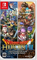 Dragon Quest Heroes 1 + 2 Box Art