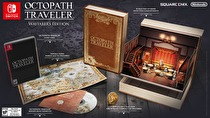 Octopath Traveler Box Art