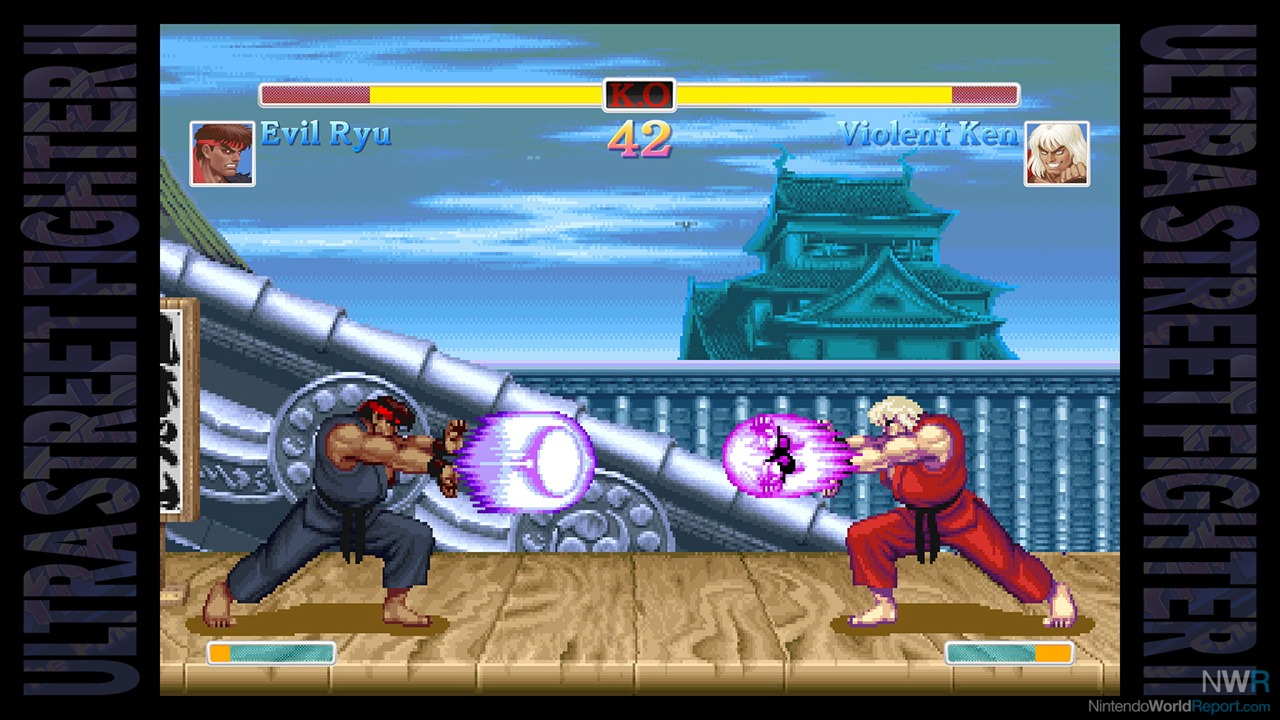 Ultra Street Fighter II: The Final Challengers - Game ...