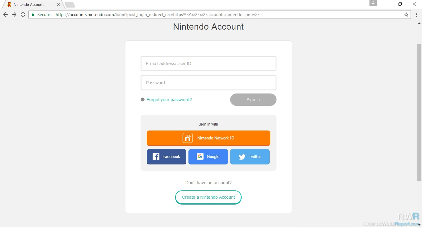 How To Make An Out Of Region Nintendo Account For Switch