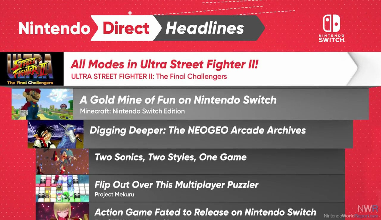 the new nintendo direct setup is a bold step towards the future