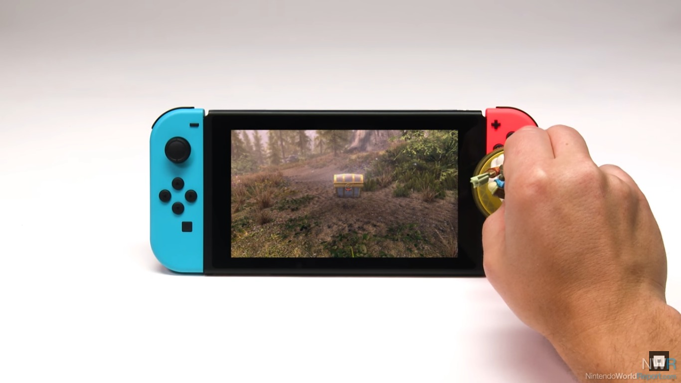Skyrim Switch To Add Amiibo Support, Motion Controls - News