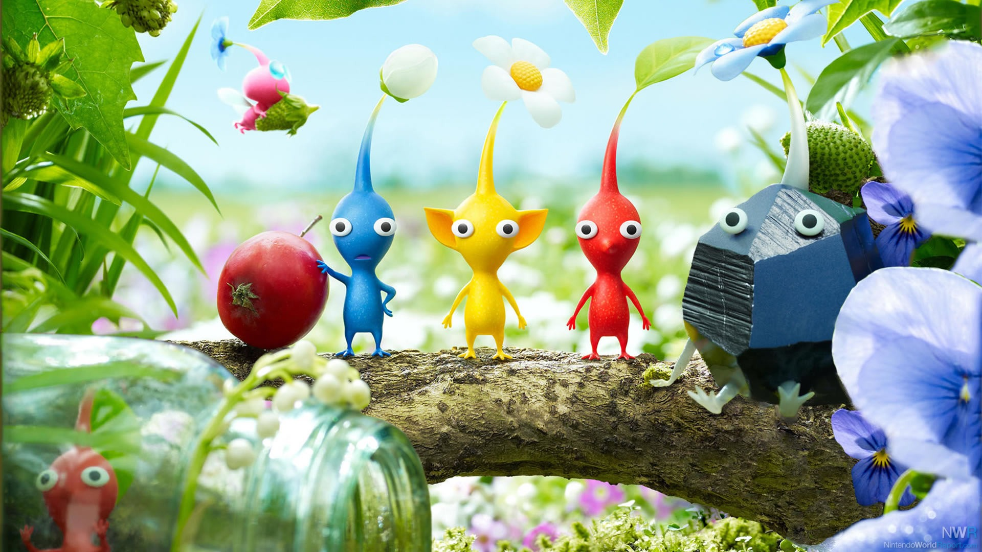 Shigeru Miyamoto Confirms Development of Pikmin 4