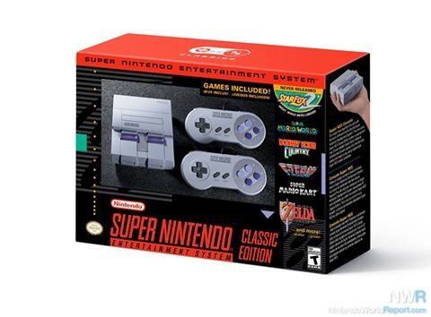 SNES Mini Pre-Orders Will Start Later This Month