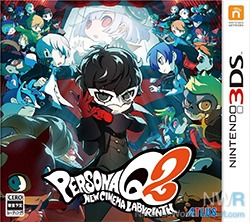 Persona Q2: New Cinema Labyrinth Preview - Preview