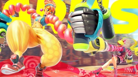 Arms' next fighter is a slightly terrifying looking Candy Clown