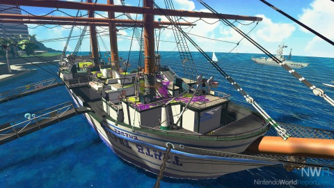 Splatoon 2 nets new maps and special in time for the Splatfest