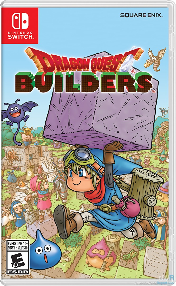 Dragon Quest Builders Hands On Preview Hands On Preview