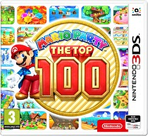 Mario Party 100 Minigame Collection Box Art