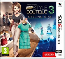 Girls Mode 4: Styling Star Box Art